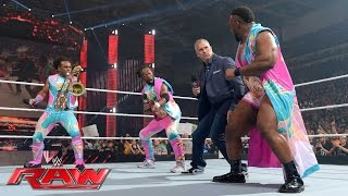 Shane & Stephanie McMahon address rumors surrounding the 2016 WWE Brand Extension: Raw, May 30, 2016