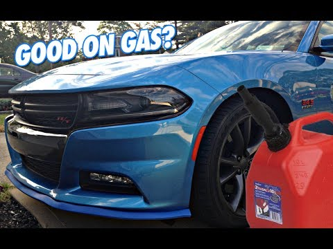 2015, 2016, 2017 Charger RT 5.7L Hemi - Good on gas???