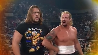 "Diamond Dallas Page attacks Randy ""Macho Man"" Savage: Slamboree 1997 - May 18, 1997"