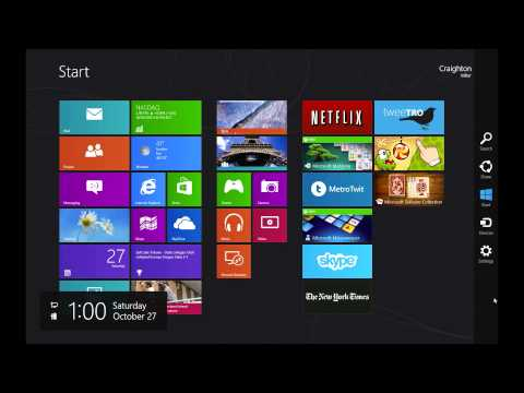 How to Connect to a Network in Windows 8