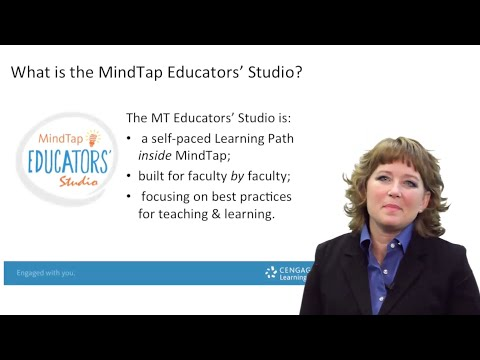 Quickly Learn How to Use MindTap…by Using MindTap!