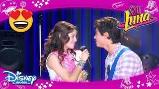 Soy Luna   Luna ve Simon'dan Valiente Düeti 😍🎵  Disney Channel Türkiye
