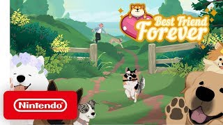 Best Friend Forever - Announcement Trailer - Nintendo Switch