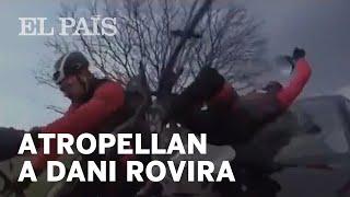 DANI ROVIRA ATROPELLADO mientras rodaba el documental 'Todos los caminos'