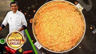 Sanjeev Kapoor Ke Kitchen Khiladi - Ep 16 - Khoya and Dal Pakwan