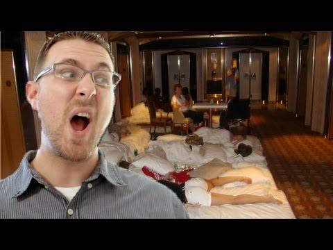 DEADLY NOROVIRUS ON CRUISE SHIP?!!