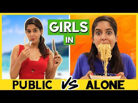 Xxx Mp4 Girls In PUBLIC Vs ALONE Rickshawali Anisha Dixit 3gp Sex