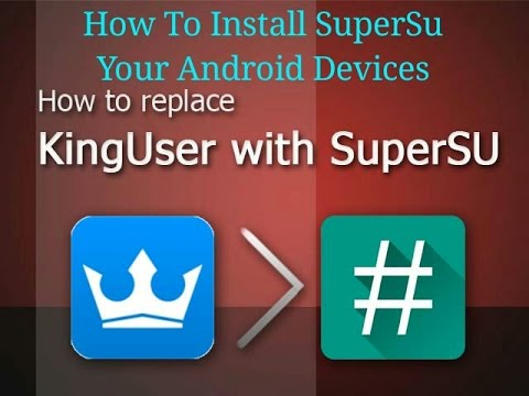 [HINDI] How to Install SuperSu your Android devices