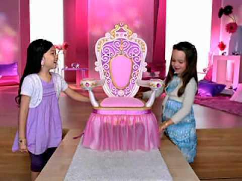 Barbie My Size Throne