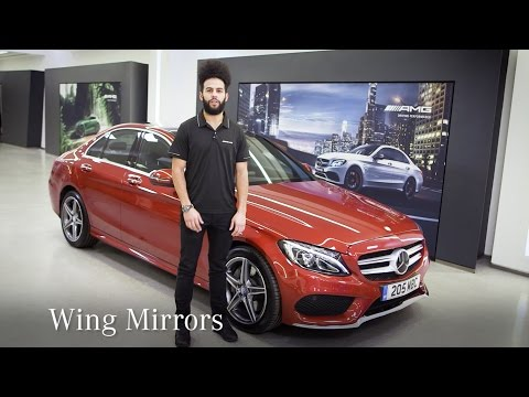How To Adjust, Open & Close Wing Mirrors   Mercedes-Benz Cars UK