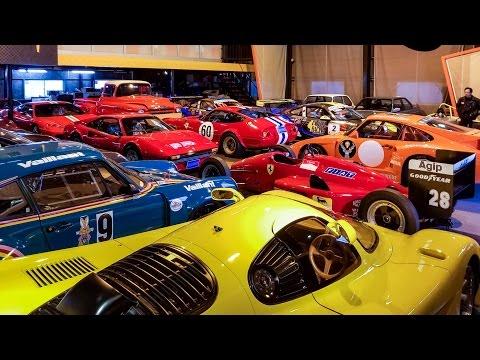 Bingo Sports Nagoya: Classic Car Heaven