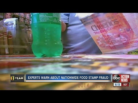 State auditor says food stamps widely abused