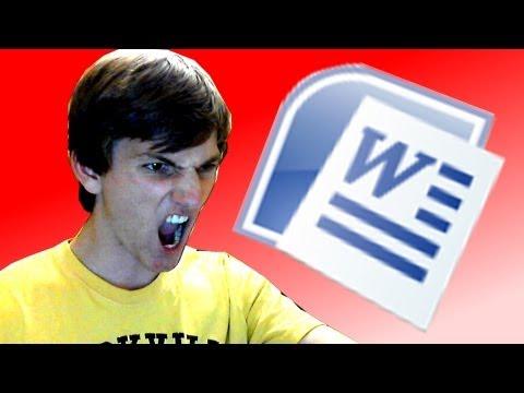 Microsoft Word in real life   Peter Bamforth