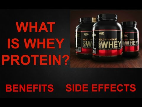 ALL ABOUT WHEY PROTEIN | BENEFITS | SIDE EFFECTS | MYTHS
