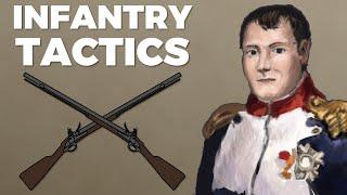 Napoleonic Infantry Tactics
