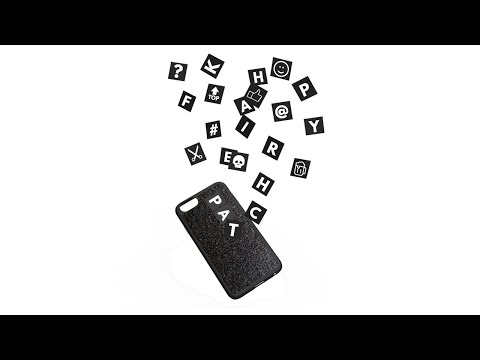 PHILO Patch Case for iPhone 6 and 6s