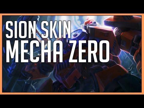 Mecha Zero Sion Legendary Skin Spotlight [ League of Legends ]
