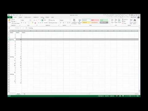 How to Print Specific Rows Only in Microsoft Excel