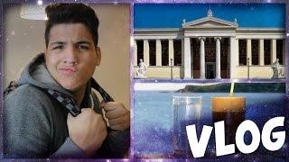 Vlog : Μια ημέρα στο Πανεπιστήμιο !   NerZhul