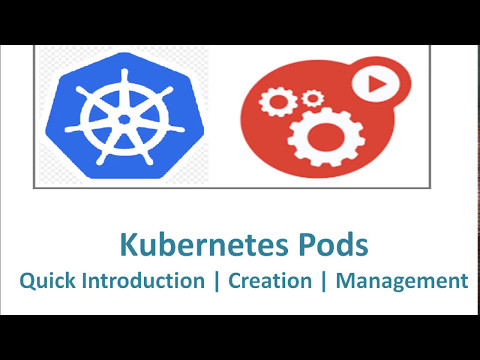 How to create and  manage Kubernetes PODS ?