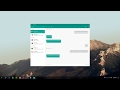 Part 1 - Make WhatsApp Desktop From Scratch - C# VB.NET, PHP+MySQL  Winforms - Bunifu UI