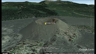 !SEE LAST VID: Maybe or Maybe Not? Cinder Cone Eruption near Mt. Shasta??? Who knows