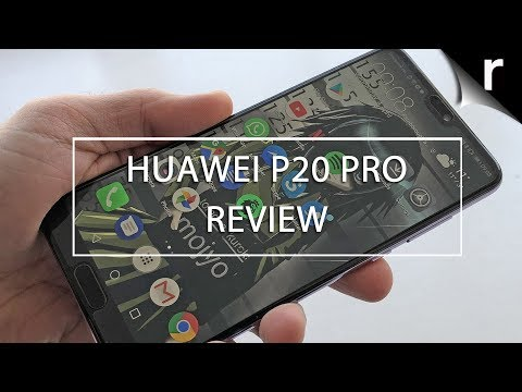 Huawei P20 Pro Review: Bringing Sexy Back