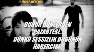 Adanali Maraz Ali ve Idil Ayrilirken Calan Müzik Izel Isikli Yol