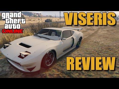 GTA ONLINE : VISERIS REVIEW