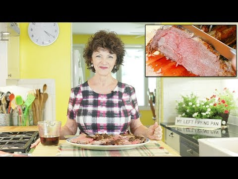 How To Cook the Perfect Roast with Mairlyn Smith