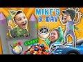 Michaels 9th Birthday Party Animals FUNnel V Birthday Vlog