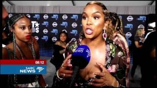 17th Black Entertainment Awards red carpet