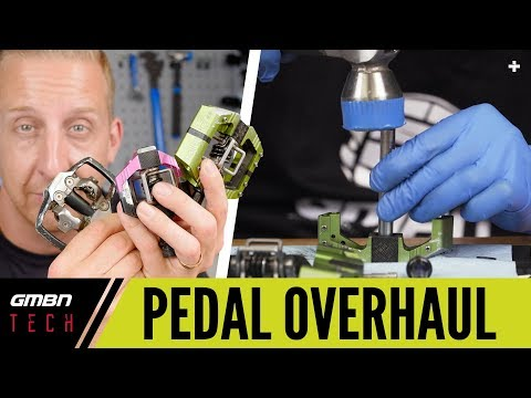 How To Service Your Clipless Pedals | GMBN Tech How To