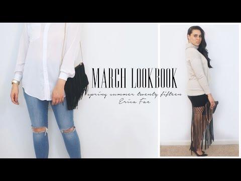 March Lookbook