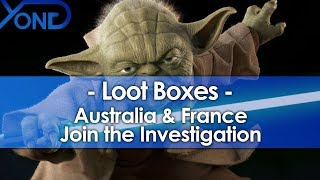 Australia & France Join the Loot Boxes Gambling Investigation