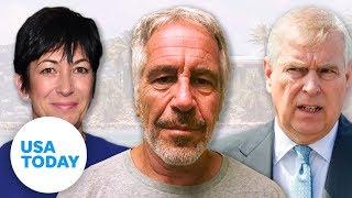 Who are Jeffrey Epstein's close female associates? | USA TODAY