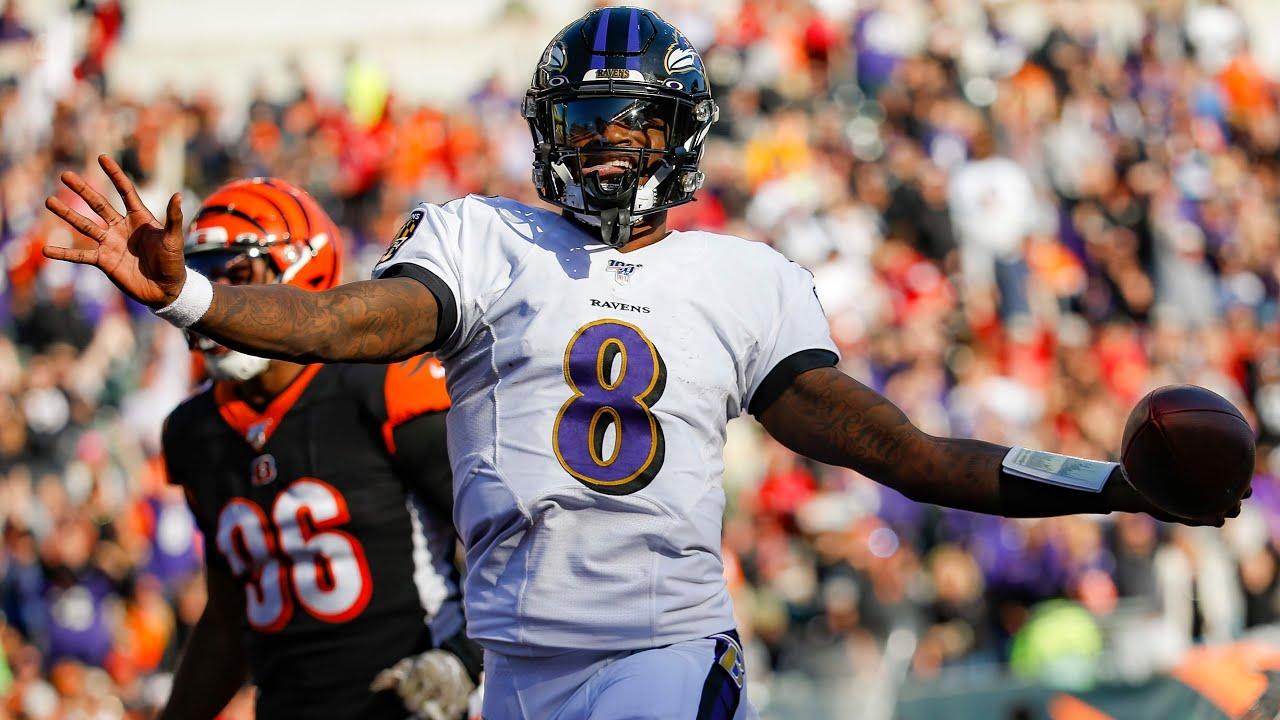 Lamar Jackson | 2019-20 MVP Highlights ᴴᴰ