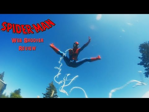 Spider-Man Web Shooter Review