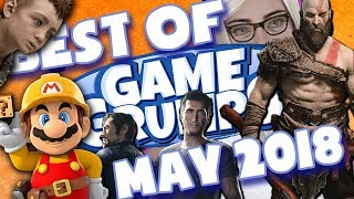BEST OF Game Grumps - May 2018