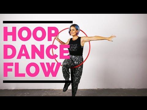 How to Find Hoop Dance Flow : A Hoop Dance Sequence Tutorial