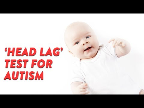 'Head Lag' Test for Autism | CloudMom