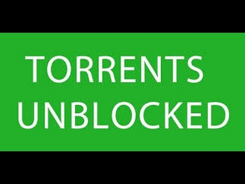 How to unblock utorrent and other torrent sites for pc and mobile 2016
