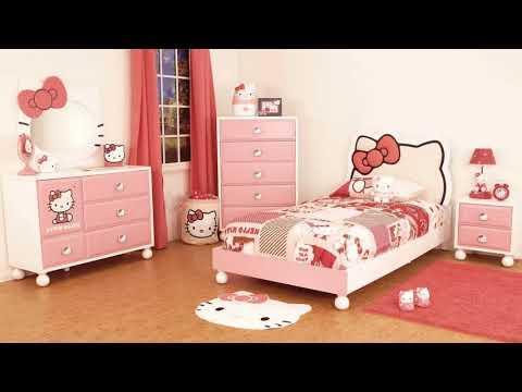 SO SWEET!!! BEST 40 DESIGN FOR GIRL ROOM DECORATING IDEAS