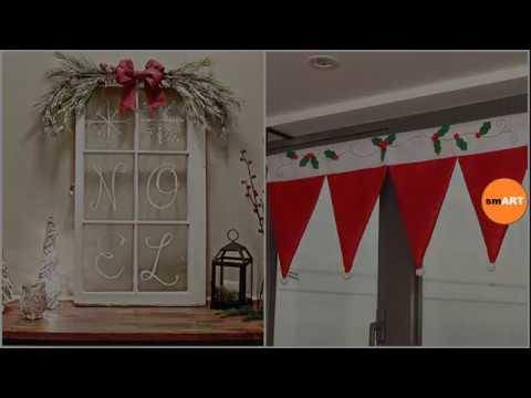 Christmas Window Decorations - Christmas Season
