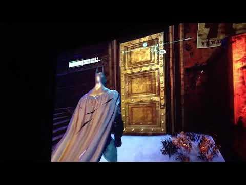Batman Arkham City | Riddle #1 | Park Row