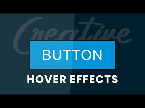 CSS Creative Button Hover Effects   CSS Transition