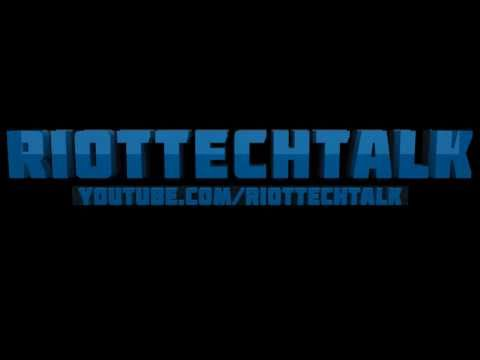 RiotTechTalk Intro - 1080P HD Last Test