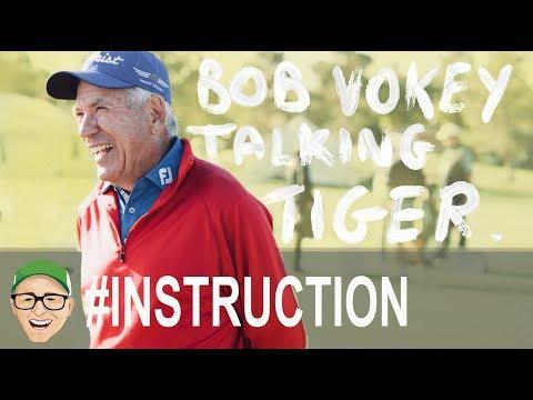 BOB VOKEY TALKS TIGER WOODS