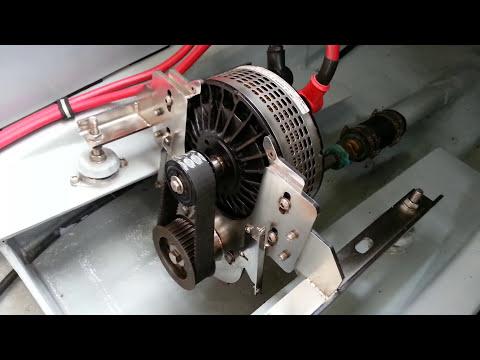 QA- Lynch Electric Boat Motor - no transmission