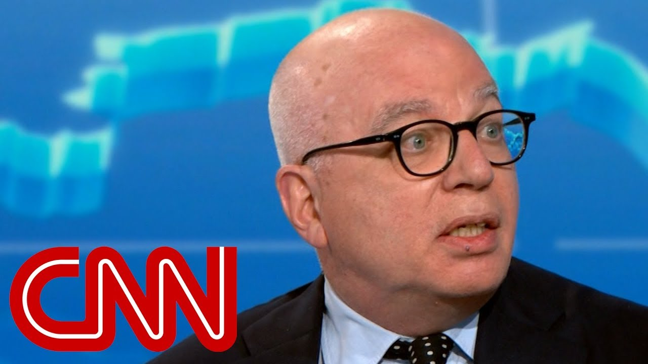 Michael Wolff predicts how Trump's presidency will end